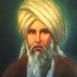 تصویر عبدالقادر گیلانی: عمل به قرآن ترا به خدای قرآن می رساند