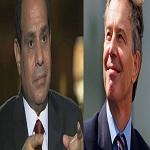 تصویر انتخاب تونی بلر؛ دشمن اسلام به عنوان مشاور سیسی از سوی امارات