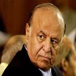 تصویر رئیسجمهور یمن سرانجام به برکناری تن داد