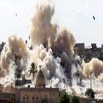 تصویر ۴۰ کشته و ۷۰ زخمی در حملات سینا