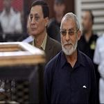 Photo of حکم اعدام رهبر اخوان المسلمین مصر لغو شد