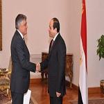 Photo of محبوبیت رئیس جمهوری مصر نزد صهیونیست ها