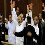 تصویر مصر رهبران اخوان را در لیست تروریستها قرار داد