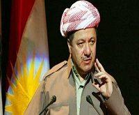 مسعود بارزانی ، رییس منطقه کردستان عراق،