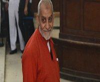 محمد بدیع در دادگاه