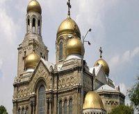 کلیسای شهر وارنا در بلغارستان
