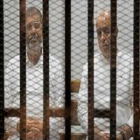 تصویر حکم اعدام محمد مرسی و برخی رهبران اخوان المسلمین لغو شد