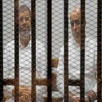 Photo of حکم اعدام محمد مرسی و برخی رهبران اخوان المسلمین لغو شد