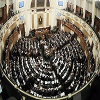 تصویر نظامیان دیروز مصر، نمایندگان امروز پارلمان