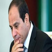 عبدالفتاح سیسی رئیس جمهور مصر