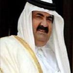 تصویر امیر قطر بزودی کرسی قدرت را ترک می کند