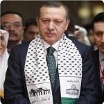 تصویر اردوغان جایزه کنگره جهانی یهودیان را پس داد