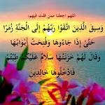 تصویر تناقضات قرآنی – چند باغ در بهشت وجود دارد ؟