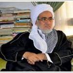 تصویر شیخ محمد برزنجی پیشوای جماعت اسلامی کردستان وفات یافت