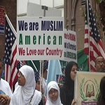 تصویر اسلام دومین دین بزرگ در ۲۰ ایالت آمریکا