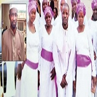 تصویر کشیش نیجریه ای به دین اسلام مشرف شد
