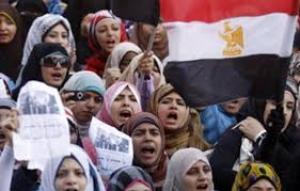 تصویر دانشگاه های مختلف مصر صحنه درگیری با کودتاگران.