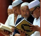 تصویر روزه گرفتن در سینکیانگ چین ممنوع گردید