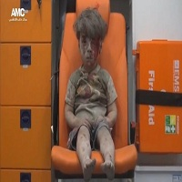 Photo of «عمران»؛ نمادی از رنج سوریه در روزنامههای جهان