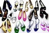 تصویر راهنمای خرید انواع کفش