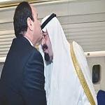 تصویر پایان ماه عسل مصر و اعراب خلیح فارس