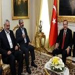 تصویر آیا ترکیه حامی اصلی حماس است؟