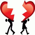 تصویر شش مرحله برای حل مشکل و اختلاف همسران در خانواده