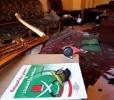 تصویر دفتر اخوان المسلمین در اسکندریه اتش زده شد