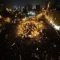Photo of بستن خطوط متروی منتهی به میدان التحریر در پنجمین سالگرد انقلاب مصر