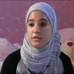 Photo of اقبال اسعد، دختر مسلمان فلسطینی، کوچکترین پزشک جهان است