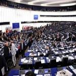 تصویر پارلمان اروپا طرح به رسمیت شناختن فلسطین را بررسی می کند