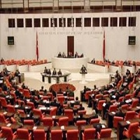 تصویر بیست و پنجمین دوره مجلس ترکیه امروز آغاز به کار می کند