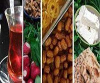 راه های جلوگیری از تشنگی در ماه رمضان راه های جلوگیری از تشنگی در ماه رمضان