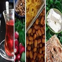 تصویر راه های جلوگیری از تشنگی در ماه رمضان