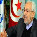 راشد غنوشی تونس