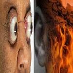 تصویر برخی با گوشهاشان می بینند! و برخی با چشمهایشان قضاوت می کنند !