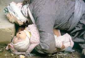 تصویر انفال از دیدگاه اسلام ، بررسی بمباران شیمایی شهر مظلومِ حلبچه