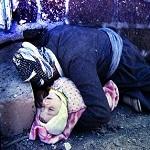 تصویر کووبانی و شهنگال زهخمی ههڵهبجهیان کولاندهوه