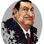 تصویر تبرئه حسنی مبارک بخشی از سریال کودتا علیه انقلاب مردمی مصر