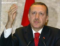 تصویر اردوغان پیروز انتخابات