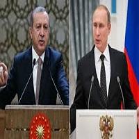 تصویر پوتین به دنبال تغییر دولت ترکیه است؟
