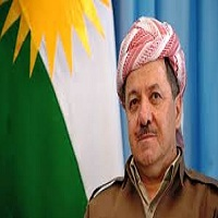 تصویر پیام مسعود بارزانی در مورد برگزاری همهپرسی استقلال اقلیم کردستان