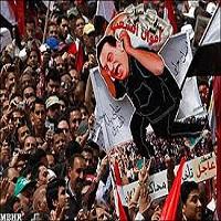 تصویر انقلاب مصر، دیکتاتور را از بین برد نه دیکتاتوری