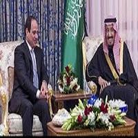 تصویر دستور ملک سلمان برای افزایش کمک های ریاض به قاهره