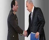 سیسی و نتانیاهو