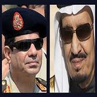 تصویر طرح عربستان برای حل اختلافات مصر با حماس و قطر