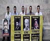 واکنش اخوان المسلمین به حکم اعدام مرسی   واکنش اخوان المسلمین به حکم اعدام مرسی