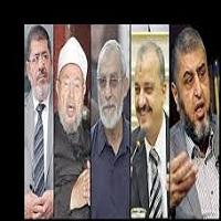 تصویر امروز حکم رهبر و ۱۹۰ عضو اخوان مصر درپرونده حمله به پلیس صادر می شود