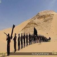 تصویر زنگ خطر داعش در سراسر مصر به صدا درآمد