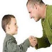 تصویر پرورش اخلاق در فرزندان